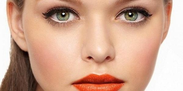 Способ увеличения глаз