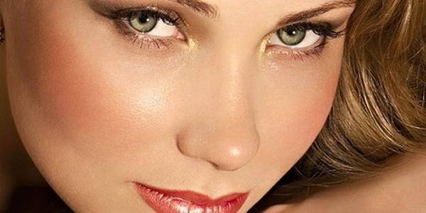 макияж для полного лица фото