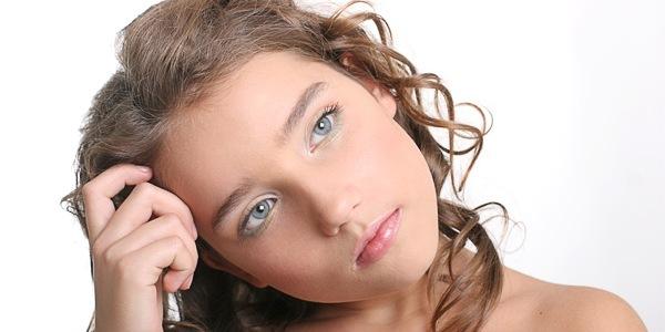 макияж для детей