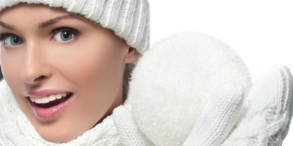 Зимнее питание кожи