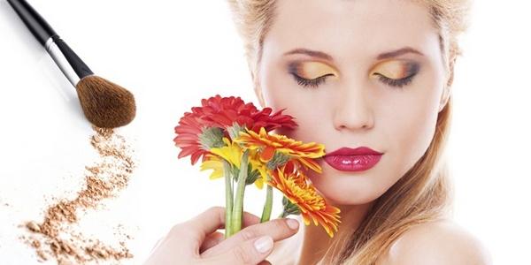 Палитра для макияжа
