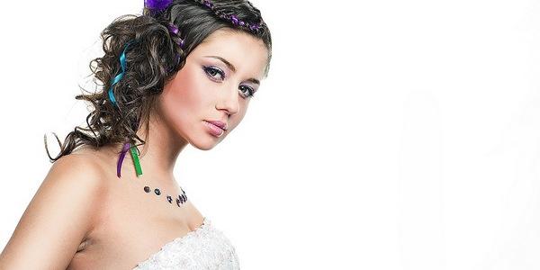 Уроки свадебного макияжа