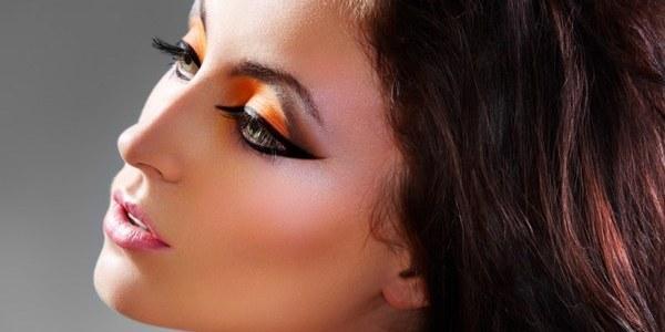 красивый арабский макияж