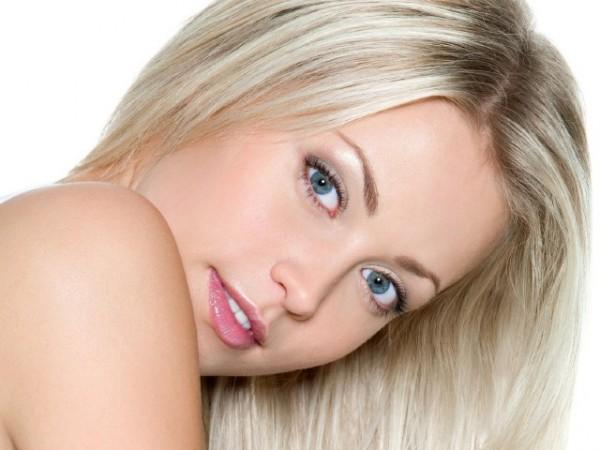 Макияж для узких голубых глаз