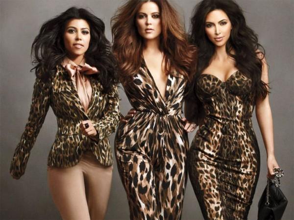 девушки в леопардовых платьях
