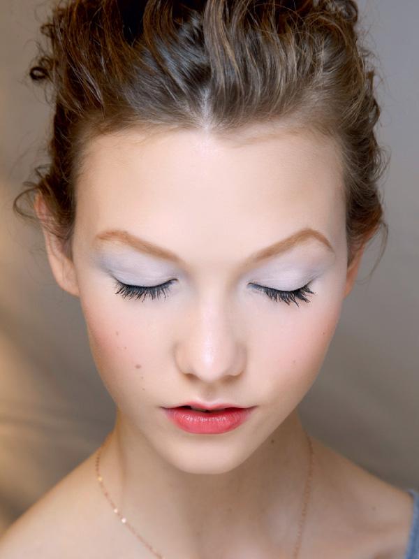 Фото белый макияж