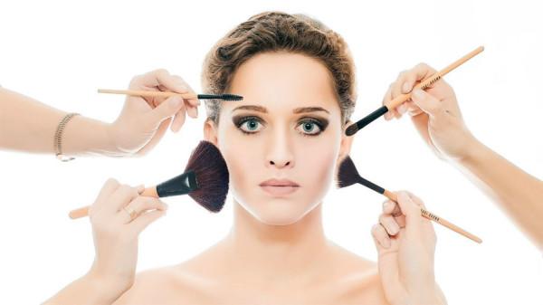 ошибки нанесения макияжа