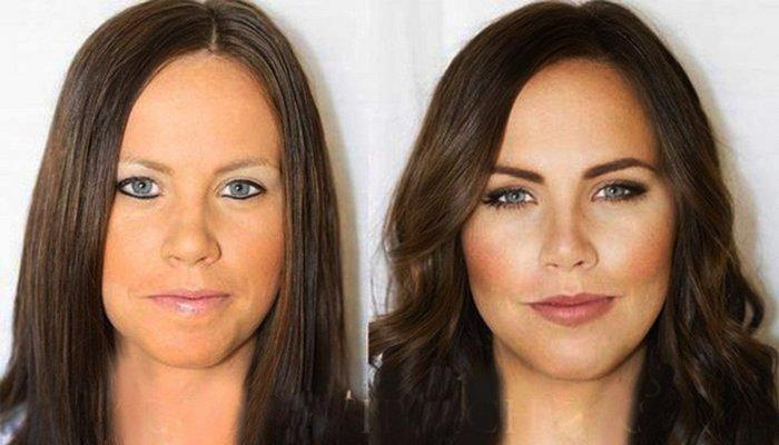 Как сделать лицо моложе с помощью макияжа